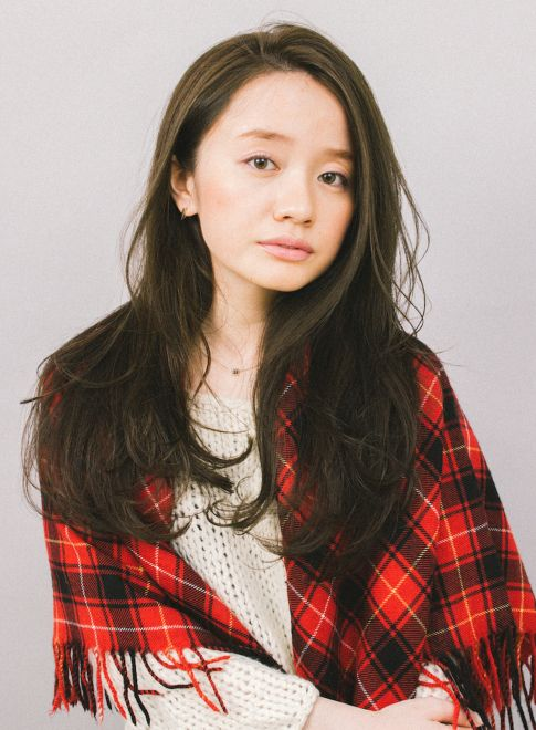 ナチュラルリラックスロング 【MAKE'S】 http://beautynavi.woman.excite.co.jp/salon/25799?pint ≪ #longhair #longstyle #longhairstyle #hairstyle ・ロング・ヘアスタイル・髪型・髪形≫