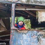 Ein Autofriedhof und Kinder die Glas herstellen - das geht in Småland - Ein Blogpost mit Video!