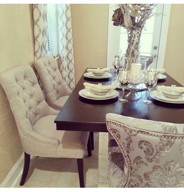 Dining Room Decor Homegoods White
