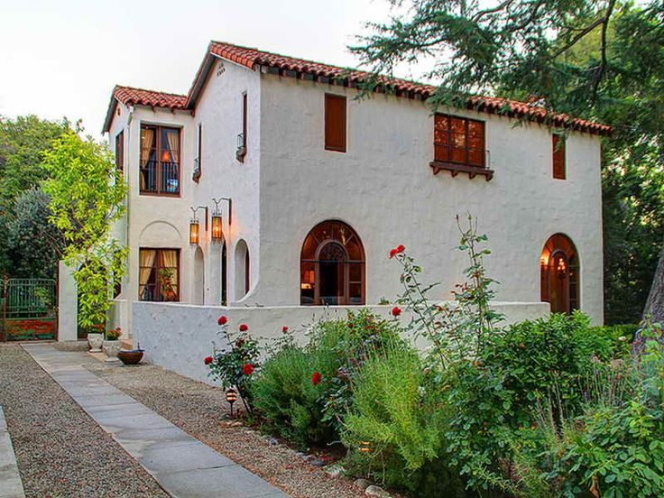 Spanish home exterior color ideas google search - Spanish style homes exterior ...