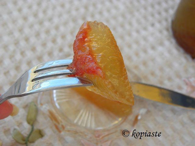 Watermelon Rind Preserve Updating an older watermelon fruit preserve recipe (karpouzi glyko)