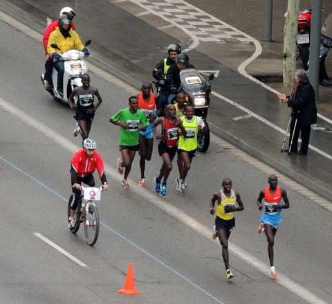 Marató Barcelona 2013