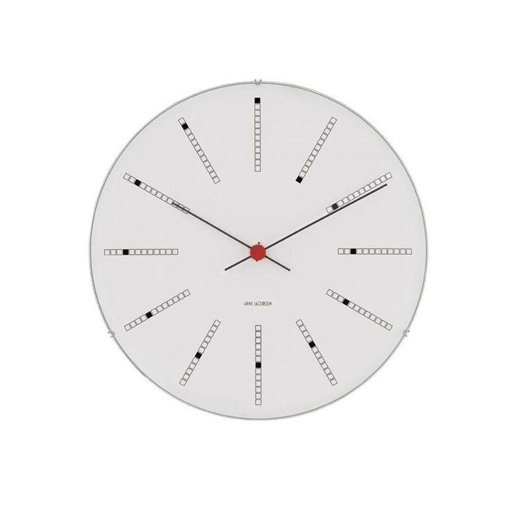 AJ Bankers Clokk 210 klokke Rosendahl - Kjøp møbler online på ROOM21.no