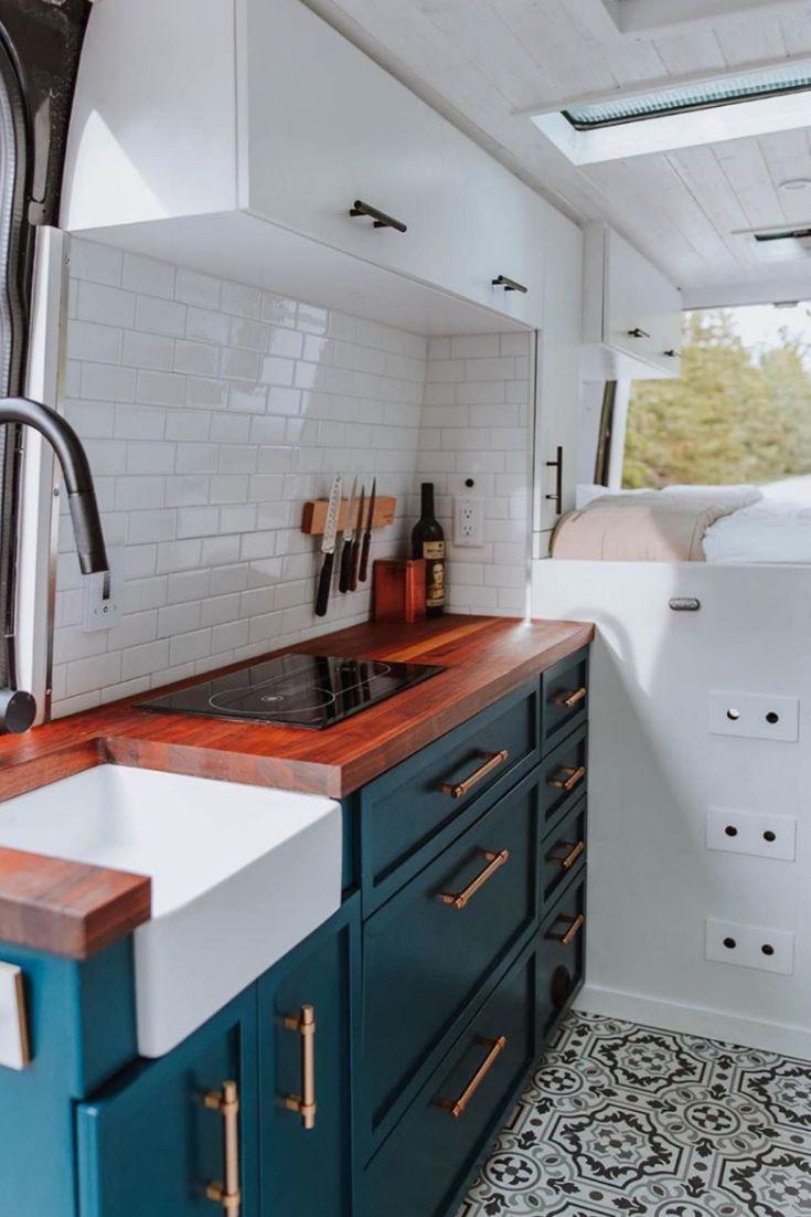 50+ Amazing Camper Van Interior Ideas – HOME & DIY