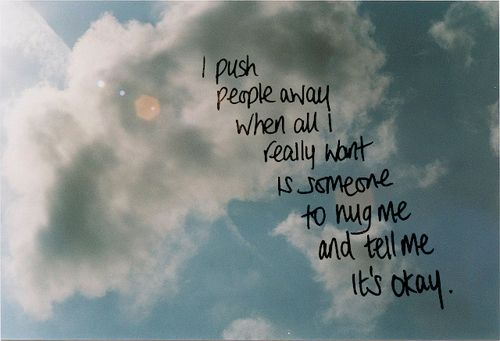 Sometimes It S Better To Push Someone Away Not Because: Best 25+ Getting Attached Quotes Ideas On Pinterest