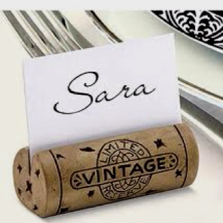 Such a cute idea! I love using used wine corks to make things