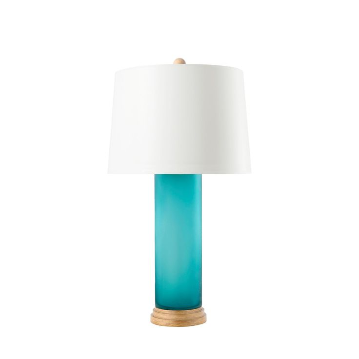 Brasilia Lamp (Lamp Only), Turquoise - Bungalow 5