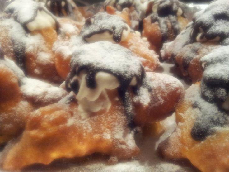 Cucina Cafè!!: Bignè con crema di ricotta