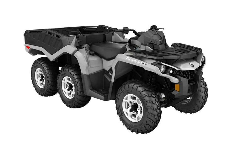 New 2017 Can-Am Outlander 6x6 DPS 650 ATVs For Sale in Massachusetts. HighlightsRotax® V-twin engineContinuously Variable Transmission (CVT) with Extra Low L-gear700-lb (318 kg) capacity Dual-Level cargo box with sidewalls and tailgate1,650-lb (750 kg) t
