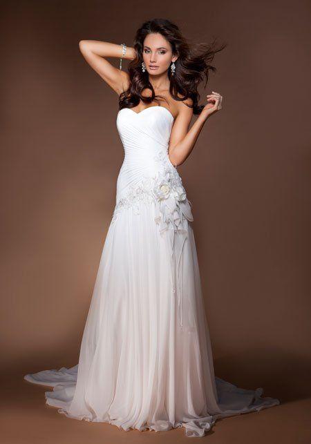 Brides desire twilight wedding dress