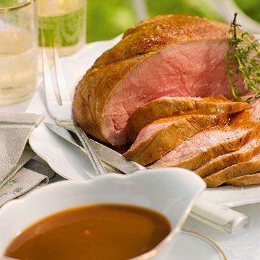 Kalbsbraten / roast veal