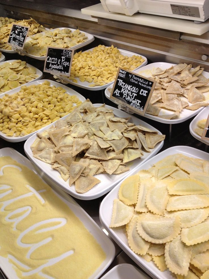 fresh pasta | Eataly NYC in New York, NY
