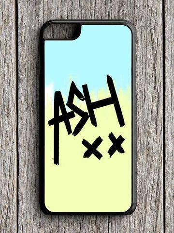5sos Ashton Irwin Signature Color iPhone 6S Case