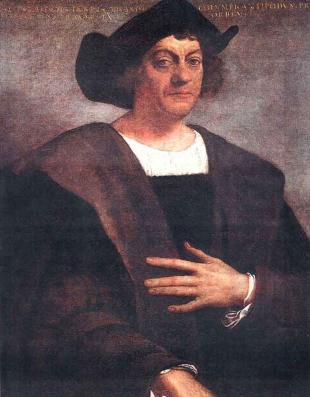 "Christopher Columbus the explorer :) (Biography) Founder of ""The New World"", credited with opening up the Americas to European colonization"