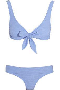 Heidi Klein Sainte Maxime bikini | NET-A-PORTER  Gotta make this in a not-$240-way.