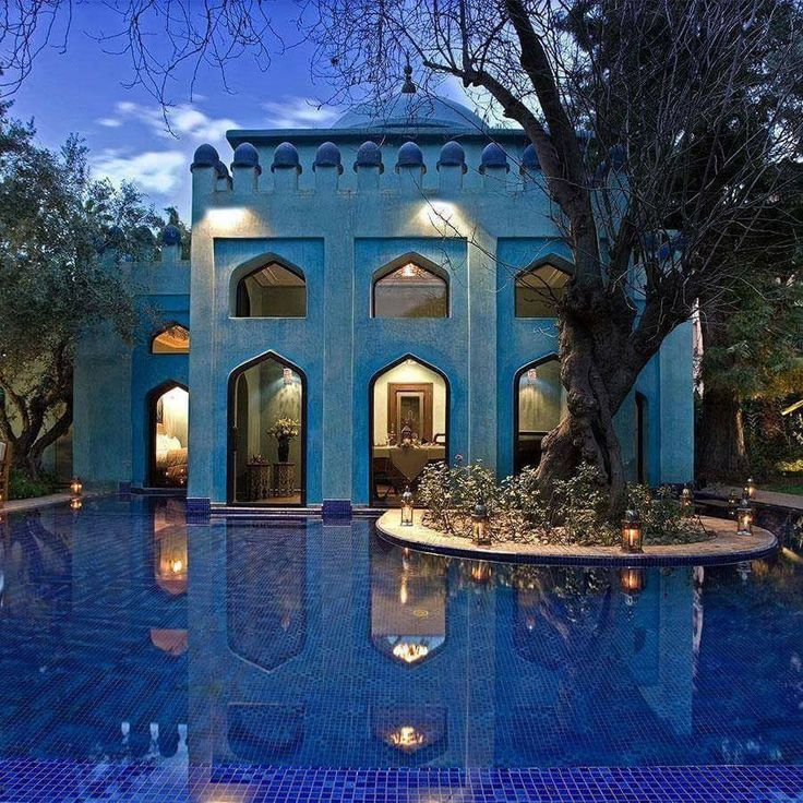 Es Saadi Marrakech Resort in the Hivernage neighbourhood.  #Morocco #Holidays #Marrakesh #Travel #UK #CheapMoroccoHolidays #ViriksonMoroccoHolidays