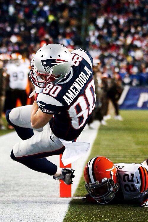 Danny Amendola- New England Patriots @Linde Miller