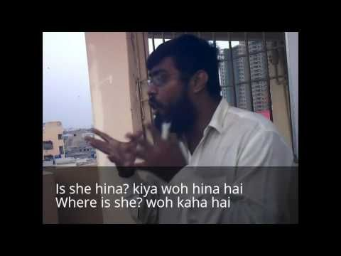 Easy way to learn English speaking in Urdu By Tariq Aziz