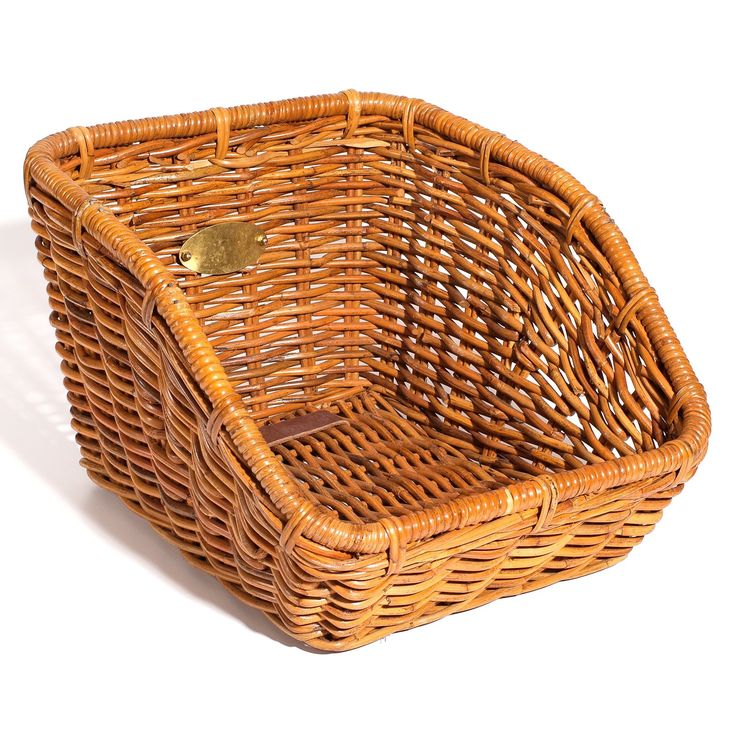 Nantucket Bike Basket Co. Cisco Tremont Rear Cargo Basket - B/040/R