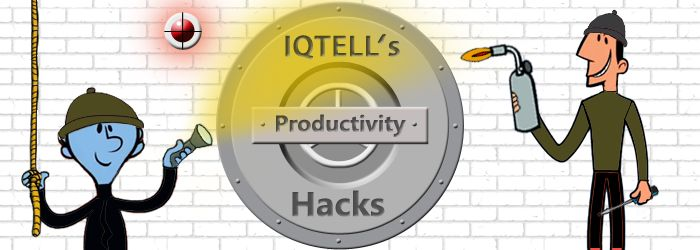 Productivity App Hack – How to add Saved Searches to Your Mobile App...  http://iqtell.com/2013/07/productivity-app-hack-adding-saved-searches-to-your-mobile-app/