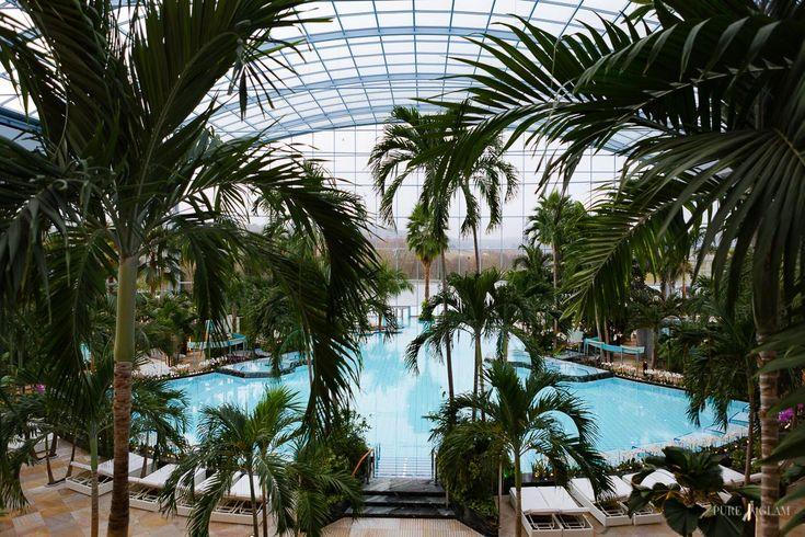 Urlaub und Erlebnistag in der Thermen und der Badewelt Sinsheim - die Dampfbad Zeremonie - pureGLAM.tv - Luxus & Glamour - Lifestyleblog, Reiseblog, Fashionblog