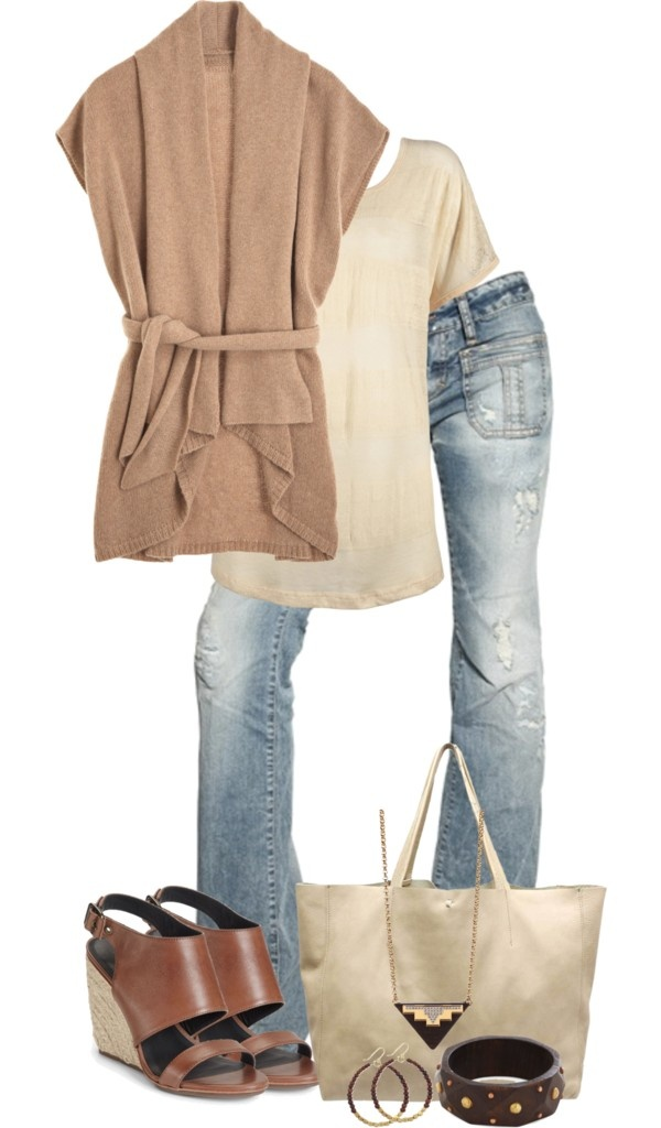 """""""Style This- Cashmere Sweater"""" by sjpayne ❤ liked on Polyvore"""