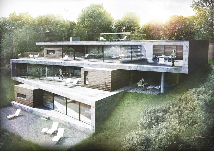 The Folding House by AR Design Studio