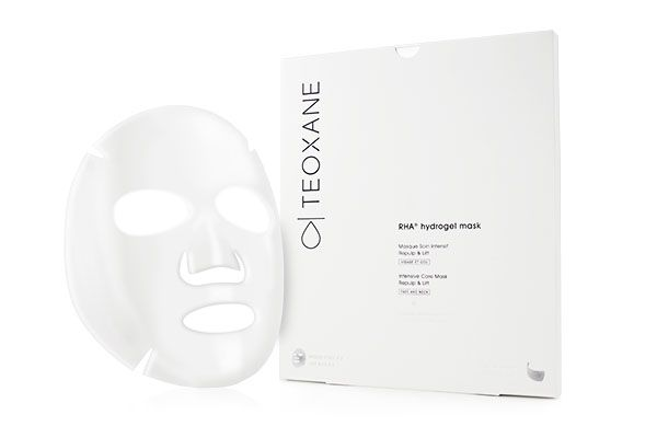 If you haven't tried a sheet mask yet, give the new RHA Hydrogel Mask from Teoxane a go. It leaves skin feeling amazing!