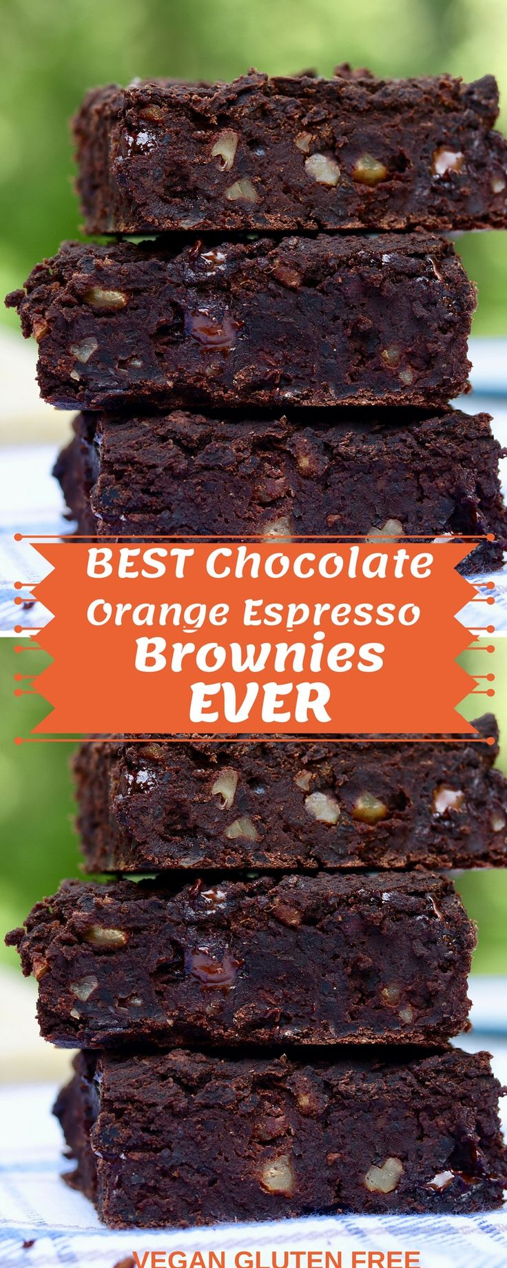 So Gooey And Chocolatey Omg You D Never Know They Were Vegan And