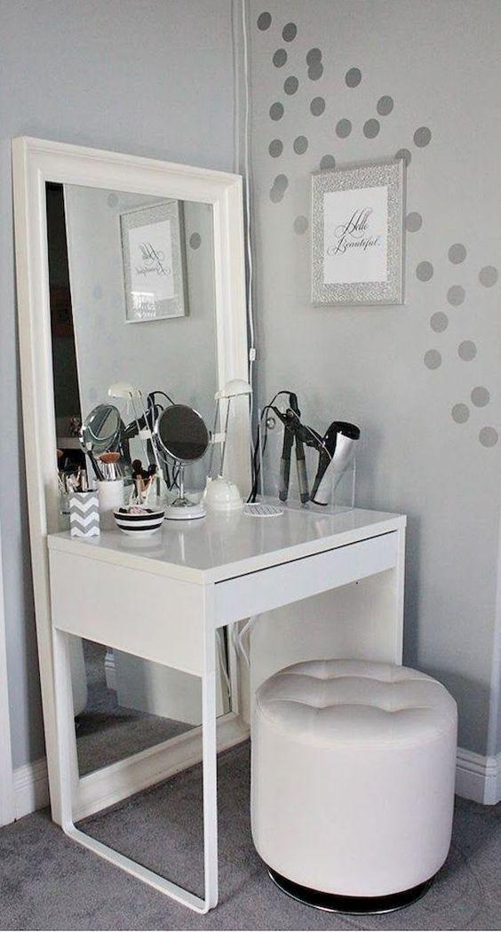 49++ Diy makeup dressing table trends
