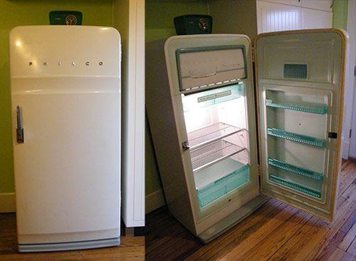 261 Best Vintage Refrigerators Ice Boxes Images On