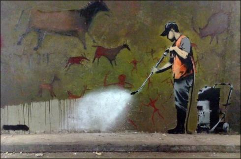One of Banksy's best.