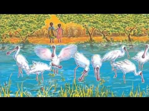 Handa's Hen (Eileen Browne) gorgeous animation.