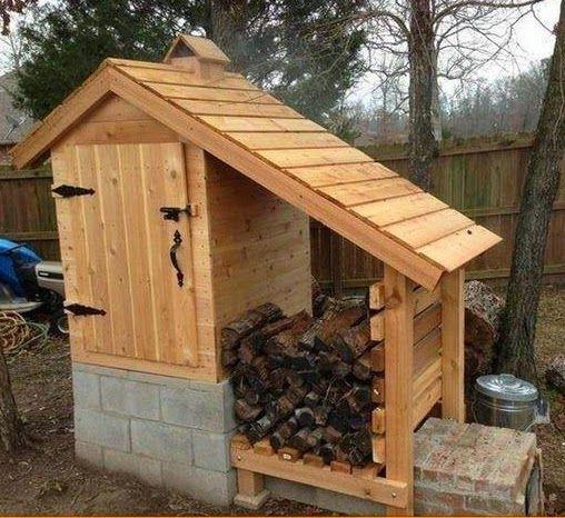 MENTŐÖTLET - kreáció, újrahasznosítás: Füstölő építése