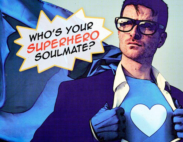 Who's Your Superhero Soulmate? - Quiz - Zimbio     Hahaha I got Spiderman!!!!!!