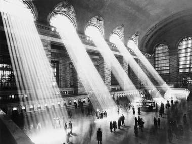 All aboard: while her story was as contemporary as 1940s passengers in Grand Central, Smart's allusions were Biblical and classical