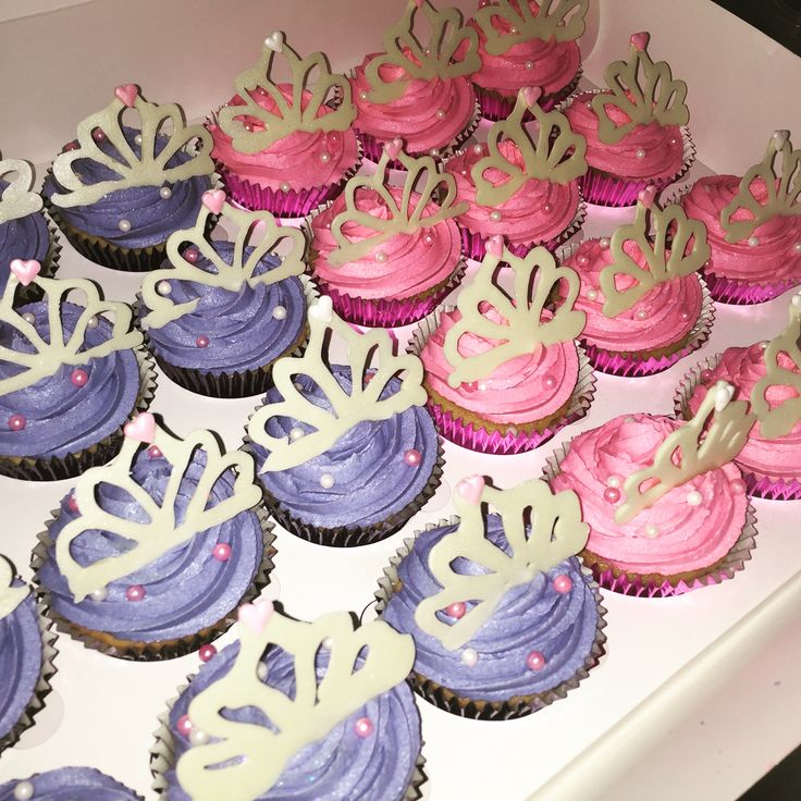 #princesscupcakes #mkcakesandsweets