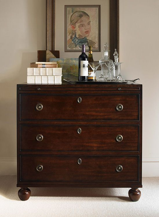 Century Wellington Court Small Drawer Chest 30h 702 X X Master Bedroom