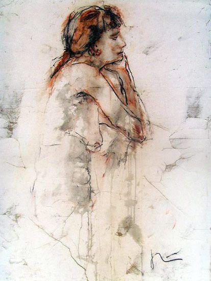 Rini Ferhi artiste peintre Artec-artmondial