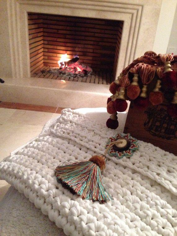 Handmade crochet Laptop cover