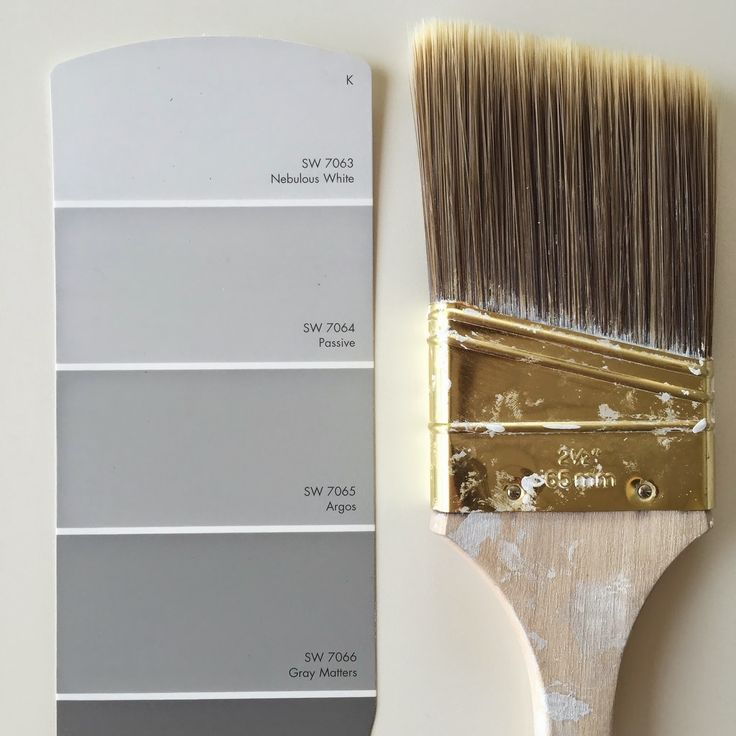 The Perfect Gray Paint - Sherwin-Williams