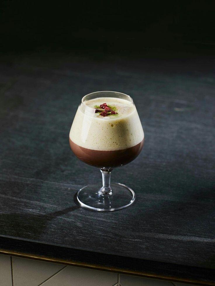 "Mork Chocolate Brew House ""Kaffir Lime and Dark Hot Chocolate"""