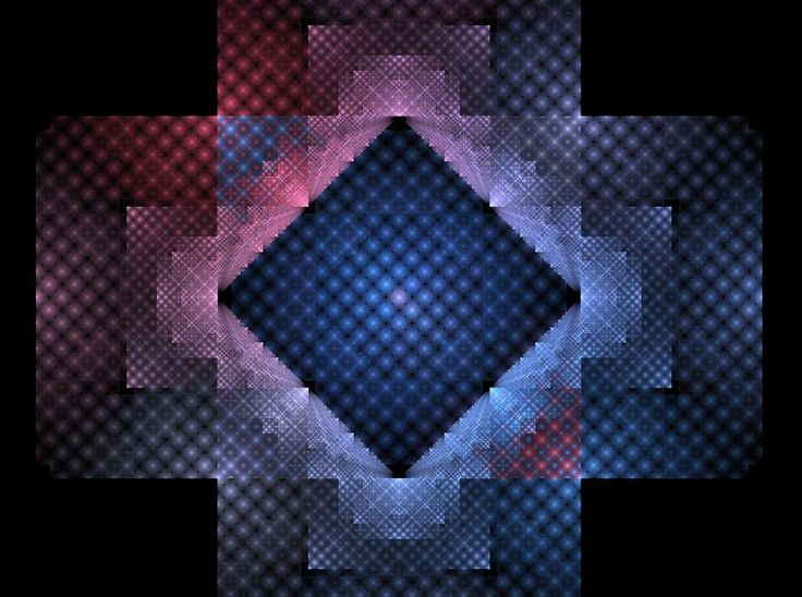 Tiler fractal by Eva Anarion