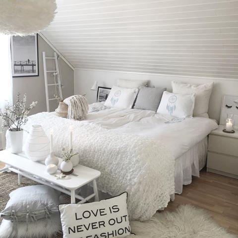 Die besten 25+ Weißes schlafzimmer Ideen auf Pinterest | Weisses ...