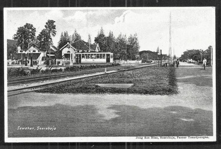 old-indische: Surabaya