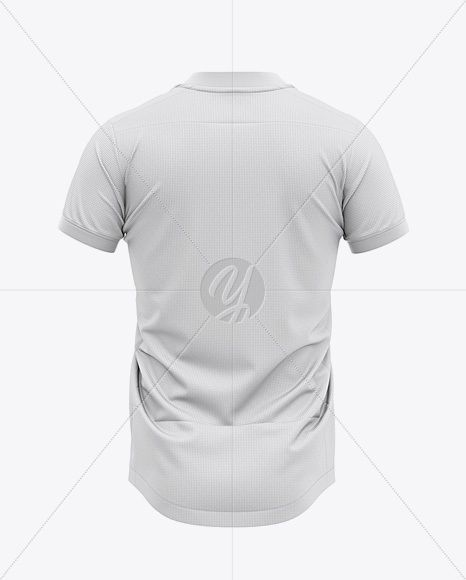af1c2e300 Men s Soccer V-Neck Jersey Mockup - Back View  3d  apparel  clothing   football  footballjersey  garment  jersey  male  match  men  mockup  mockup   outfit ...
