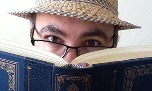 Confessions of a book vandal Caleb Krisp