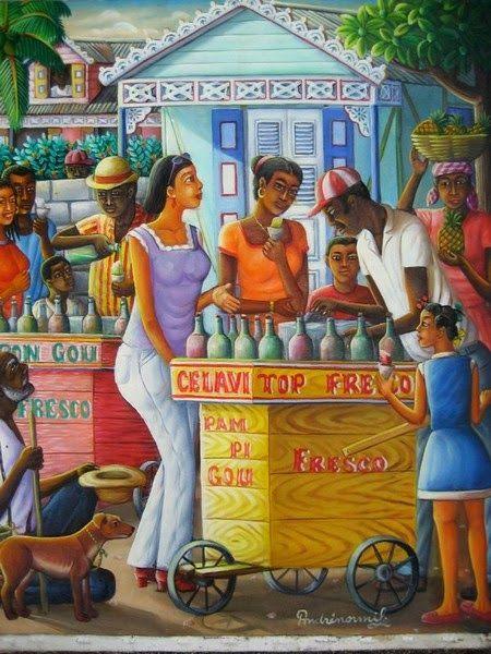 30 Beautiful Snaps of Haitian Art