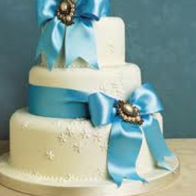Homemade Wedding Cakes Pictures
