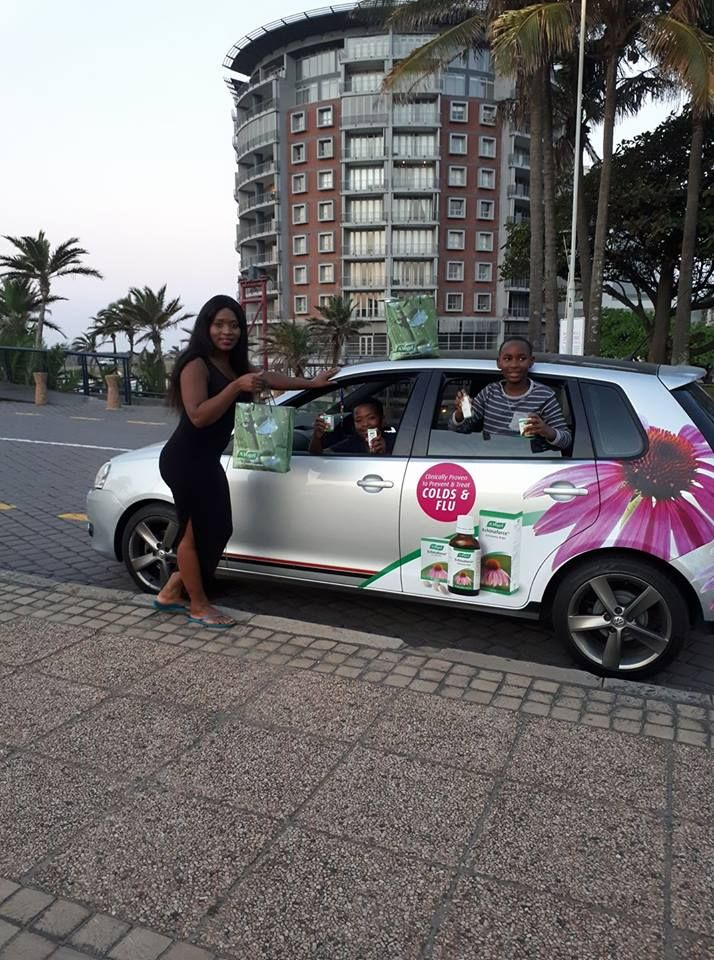 Our #Echinaforce influencers are getting paid to get the conversation started. #EarnExtraCash #BecomeFamous #BrandYourCar